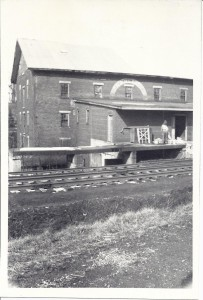 1940s view of Stanton's Mill