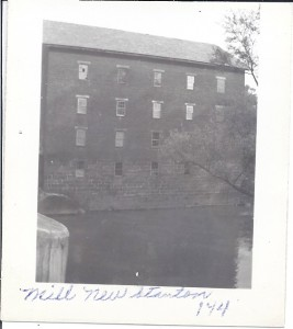 1941 View of Stanton's Mill